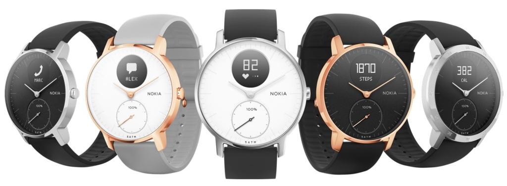 Nokia-Steel-HR-Rose-Gold