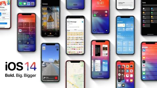 iOS14-concept