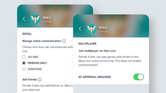 Xbox Sekretessverktyg